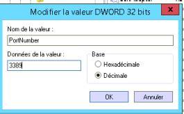 windows modifier le port d 233 coute rdp bureau 224 distance william pot