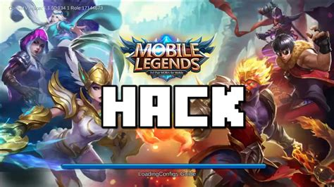 mobile legends bang bang hack  ios  android