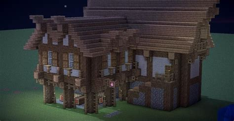 build medieval styled taverninn minecraft architecture minecraft designs minecraft