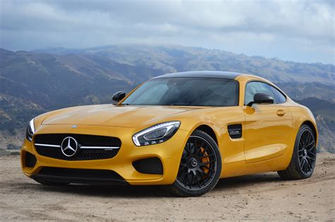 Mercedes Amg Gt Prices Announced For Us