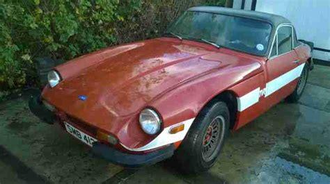 Tvr 3000m For Restoration. Car For Sale