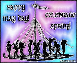 Happy May Day! – Friday 1 May 2015 | Lantern Timeglass Journal