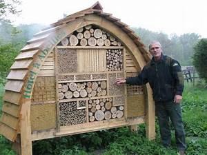 Abri à Insectes : fabrication d 39 un abri insectes forum pr voyance ~ Premium-room.com Idées de Décoration