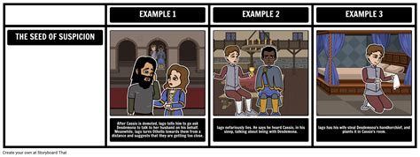tragedy  othello lesson plans othello characters