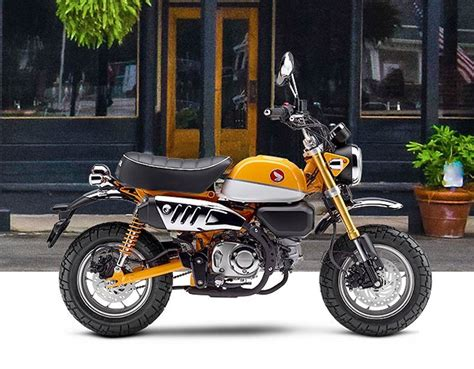 Gazgas Monkey 110 2019 by Honda Monkey Photos Pictures Pics Wallpapers Top Speed
