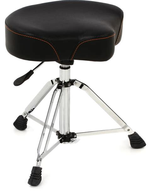 drum saddle throne hydraulic firm roland sweetwater rated foam vinyl