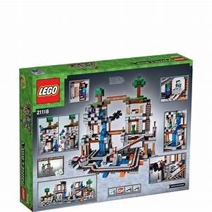 Lego Minecraft The Mine 21118 Toys Zavvicom