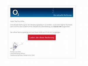 Ihre Aktuelle Rechnung : o2 virus o2 rechnung ist gef hrlich anti spam info ~ Themetempest.com Abrechnung