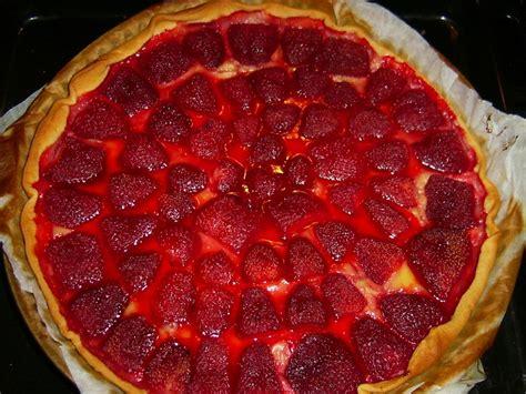 recette tarte aux fraises economique