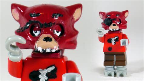 How To Paint Custom Lego Foxy (lego Fnaf) Recoating Hardwood Floors Flooring Albany Ny Parquet Ottawa Colonnade Average Cost Floor Per Square Foot How To Fill Cracks In Restore Fix Scratches