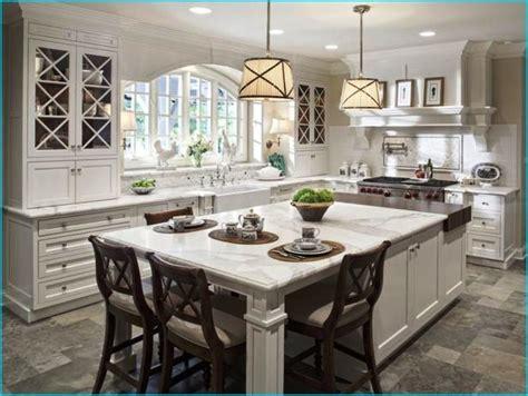 elegant kitchen island  seating    kitchen