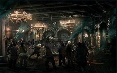Creed Brotherhood Fight Assassin Concept Wallpapers Mercenaries