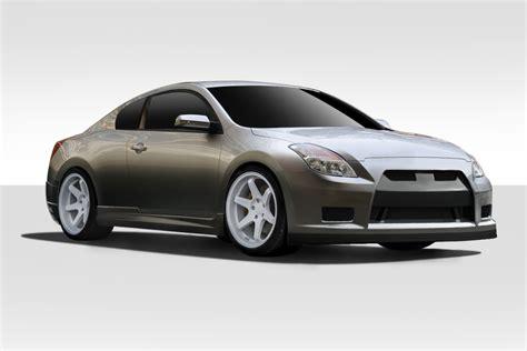 08-09 Fits Nissan Altima Gt-r Duraflex Full Body Kit