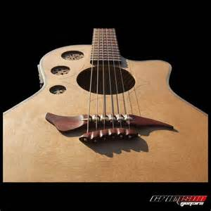 Acoustic Guitar Bridge Designs