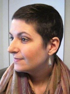 post chemo hair ideas images  pinterest