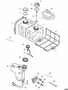 Mercury Marine Fuel    Oil Tanks  Lines  Filter Kits  U0026 Corrosion Tank Kit