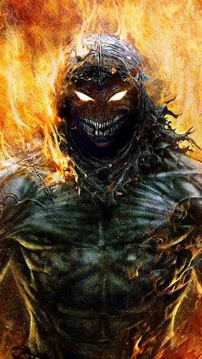 Disturbed Demon Fire Wallpapers Iphone Dark Band