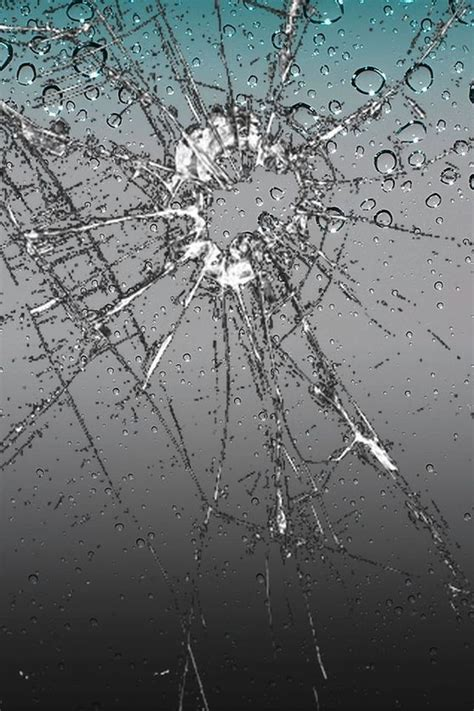 We hope you enjoy our growing collection of hd images. Broken iphone screen wallpaper - Home DIY Ideas   Broken screen wallpaper, Phone screen ...