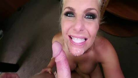 Doggy Is Cumming Such A Strong Load Of Sperm