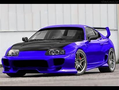 Supra Toyota Wallpapers Custom Cars 1998 Autos