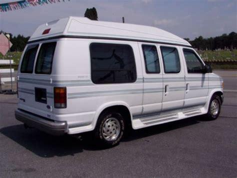 Sell Used 1992 Ford E-150 Econoline Mark Iii Conversion