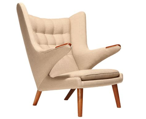 hans wegner papa chair original mid centuria design and decor from the mid century
