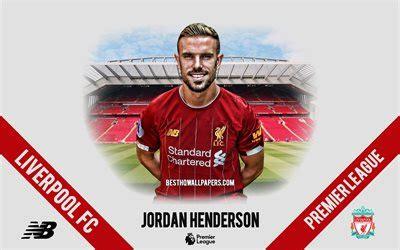 Download wallpapers Jordan Henderson, Liverpool FC ...