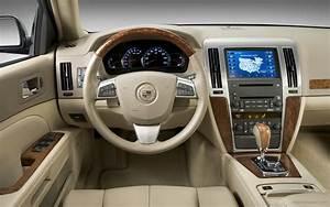 Cadillac, Sts, Car, Interior, Wallpaper