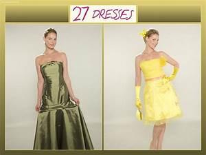 27 dresses wedding movies wallpaper 7428844 fanpop With 27 dresses wedding dress