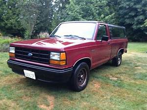 Sell Used 1990 Ford Ranger - 5 Speed Manual - 2 3 L