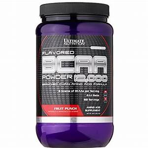 Ultimate Nutrition Bcaa Price India