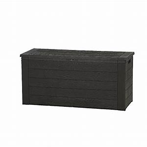 Aufbewahrungsbox Für Auflagen : h g 2025 kissenbox woody 120 x 45 x 60 cm f r den garten ~ Indierocktalk.com Haus und Dekorationen