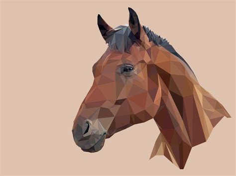 Low Poly Animal Wallpaper - low poly hd wallpaper and background image