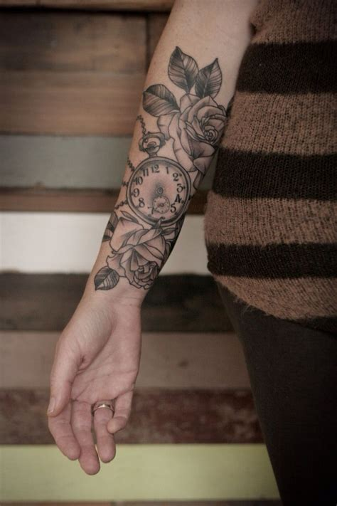 pocket  rose tattoos tatto