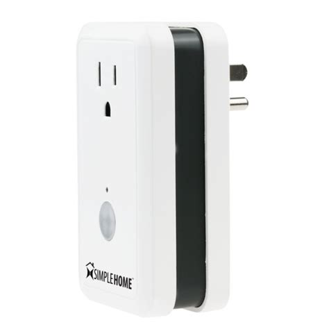 Smart Wifi Controlled Wall Outlet • Go Simple Home