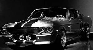 1967 Ford Mustang Shelby Gt 500 Photograph by Brian Kerls