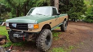 Zach U0026 39 S 1988 Ford F250 4wd Pick