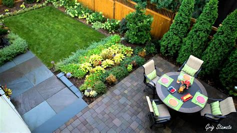 Small But Beautiful Backyards Urban Oasis  Modern Garden