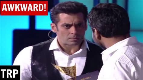 Top 10 Most Awkward Bollywoodindian Award Show Moments