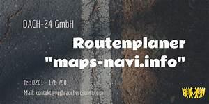 Routenplaner Berechnen : dach 24 gmbh routenplaner maps ~ Themetempest.com Abrechnung