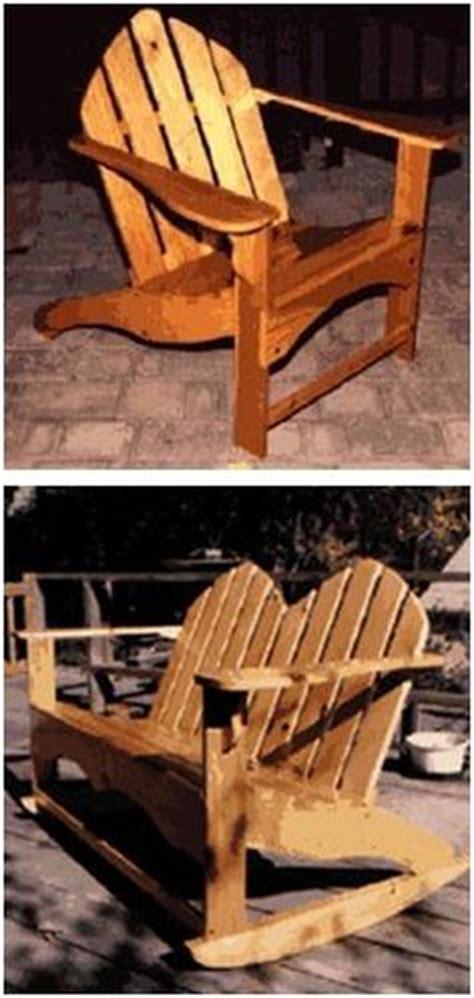 free diy outdoor furniture plans on adirondack