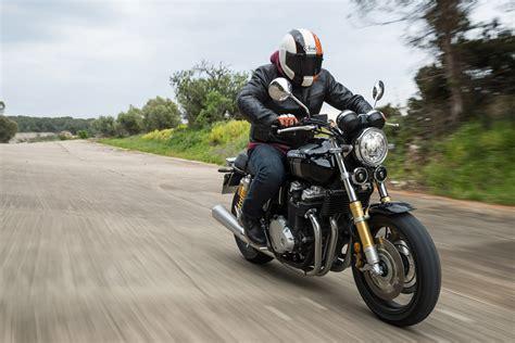 First ride: Honda CB1100 RS & EX review | Visordown