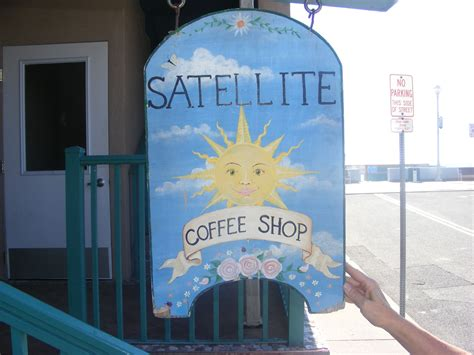 Satellite coffee shop ocean city; Pin by Carol Oliver on 21842 | Ocean city maryland, Ocean city, Puka shell