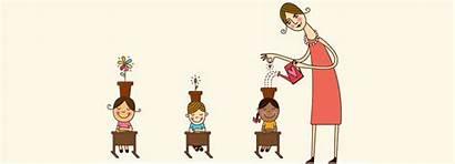 Teacher Student Relationships Positive Building Children Shows