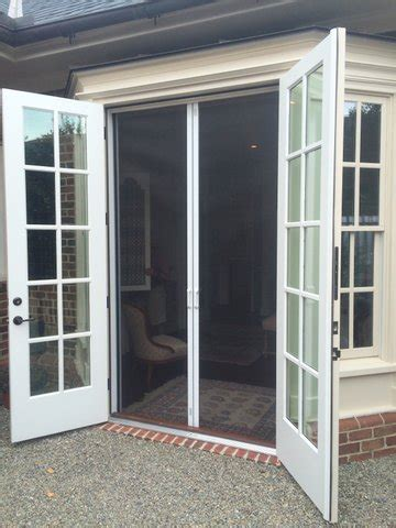 practical french doors   screens  love