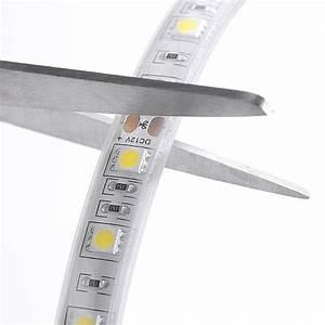 Led Stripes : waterproof led light strips outdoor led tape light with 18 smds ft 3 chip smd led 5050 led ~ Eleganceandgraceweddings.com Haus und Dekorationen