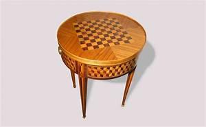Table Jeux D Eau : eb niste d art restaurateur de meubles et de table jeux ~ Melissatoandfro.com Idées de Décoration
