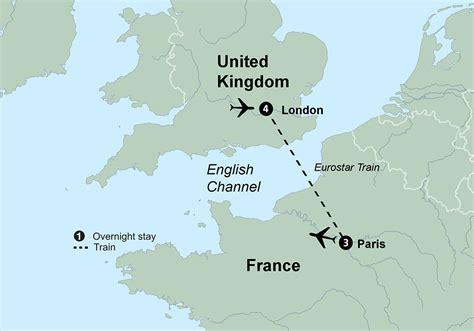 united kingdom escorted tours