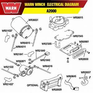 Warn 2000 Lb Winch Wiring Diagram