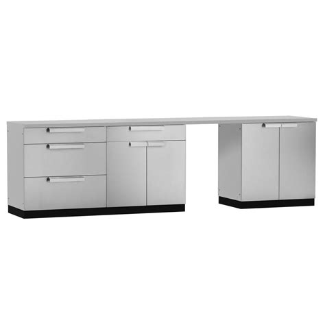 Outdoor Sink Cabinet Stainless Steel - newage products stainless steel classic 5 120x36x24